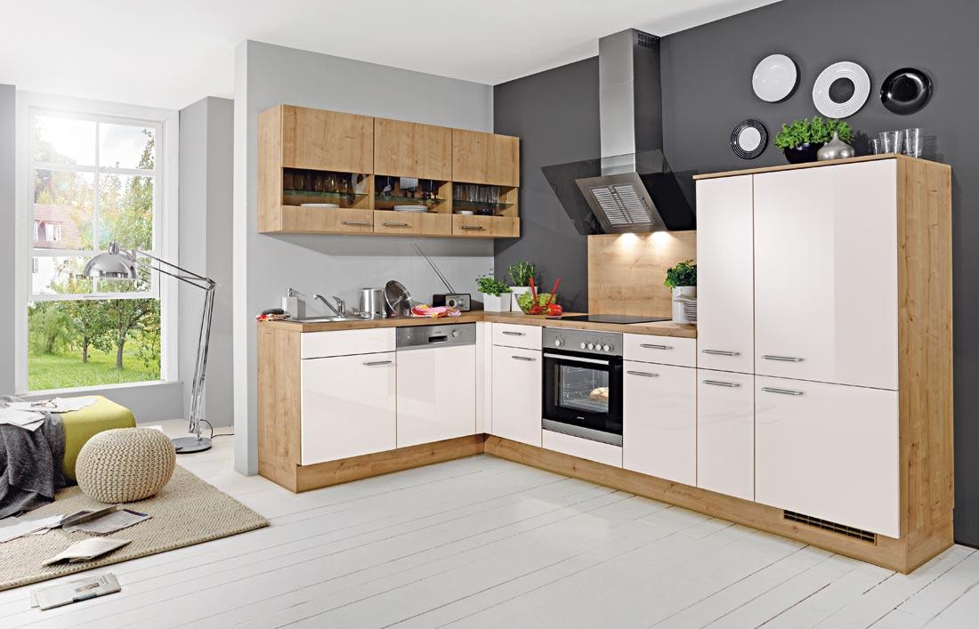 focus 462 b151663 b151664 magnolie eiche provence. Black Bedroom Furniture Sets. Home Design Ideas