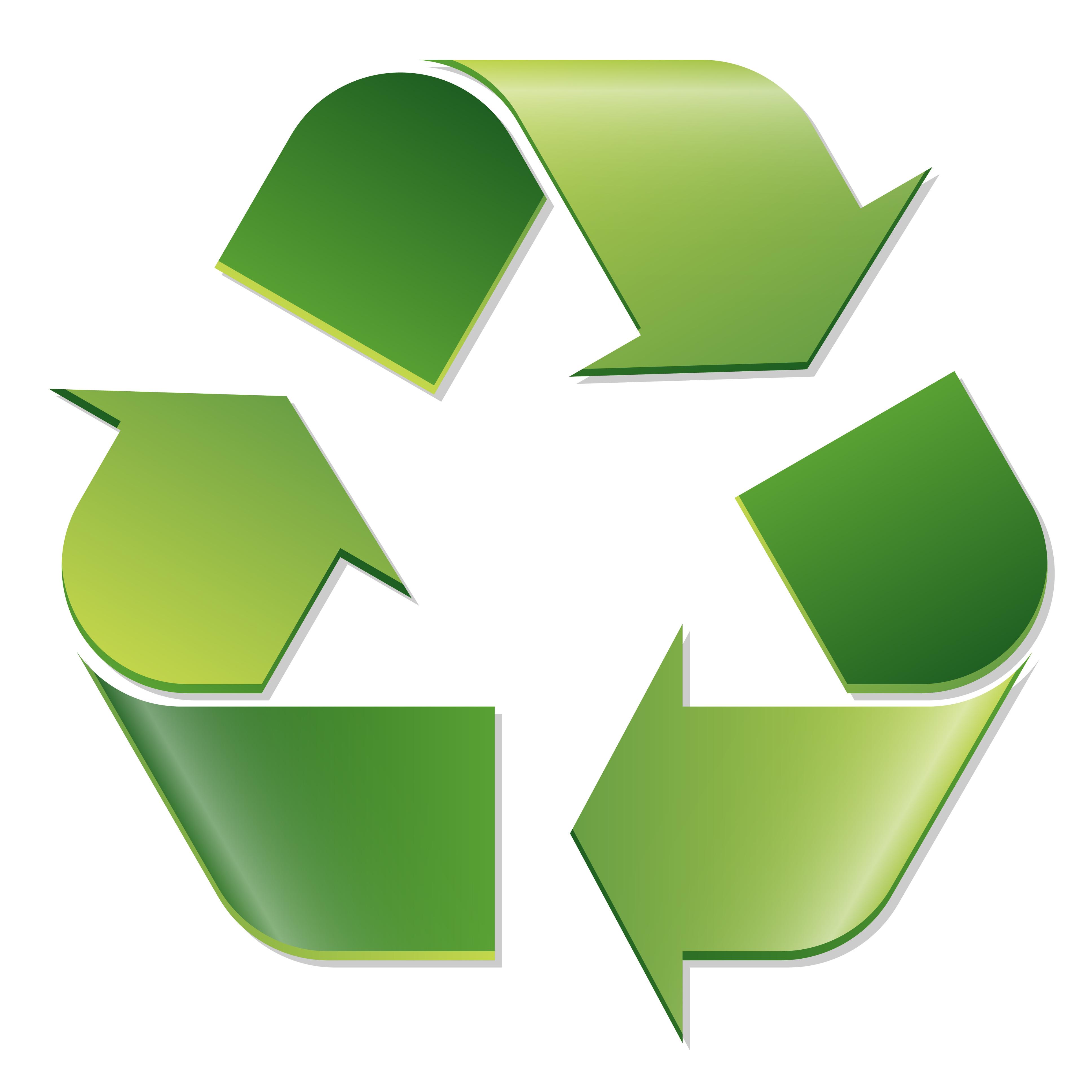 recycling zeichen gr n. Black Bedroom Furniture Sets. Home Design Ideas